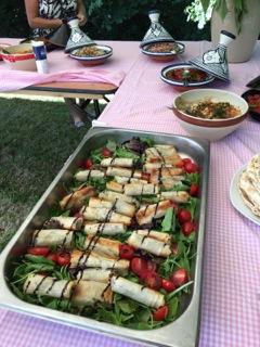 Naïma Cuisine Cours De Cuisine Marocaine Traiteur Patisseries